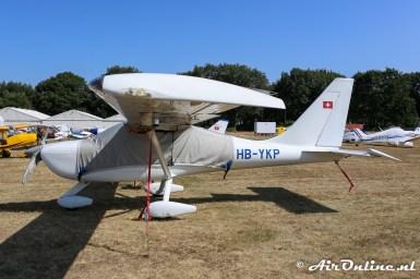 HB-YKP Glasair GlaStar GS-1