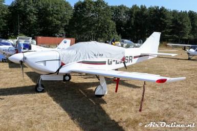 G-LASR Stoddard-Hamilton Glasair Super II RG