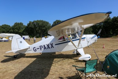 G-PAXX Piper PA-20-135 Pacer
