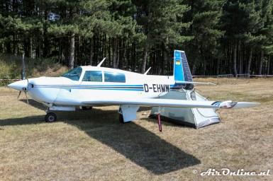 D-EHMW Mooney M20J 201
