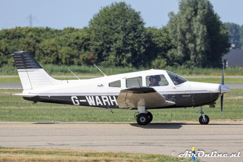 G-WARH Piper PA-28-161 Warrior III