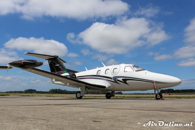 N125DB Eclipse Aviation EA500 Eclipse