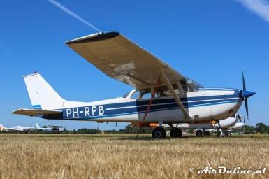 PH-RPB Reims/Cessna F172H Skyhawk