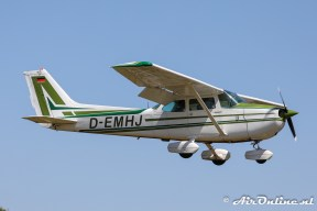 D-EMHJ Cessna 172P Skyhawk II