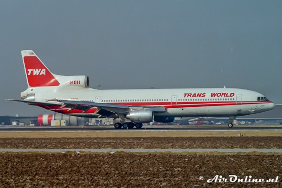 N31030 Lockheed L-1011-100 Tristar Trans World Airlines (TWA)
