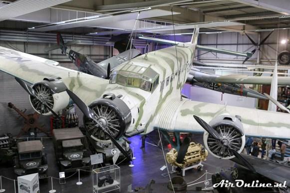 "(N9012P)/""RJ+NP"" CASA 352L / Junkers Ju.52 (50)"