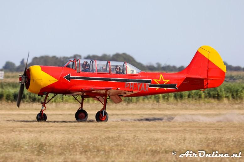 PH-YAX Yakovlev Yak-52