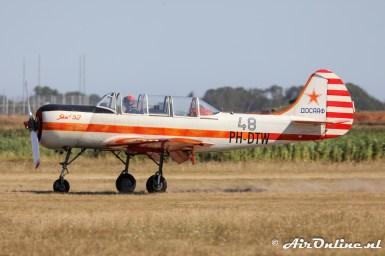 PH-DTW Yakovlev Yak-52