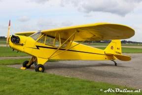 N70889 Piper J3C-65 Cub