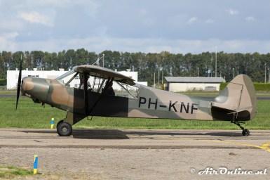 PH-KNF Piper PA-18-135 Super Cub
