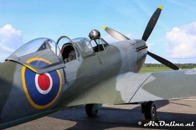 G-AIDN Supermarine Spitfire TR.8 / LF.VIIIc
