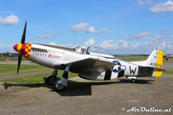 PH-JAT North American P-51D Mustang