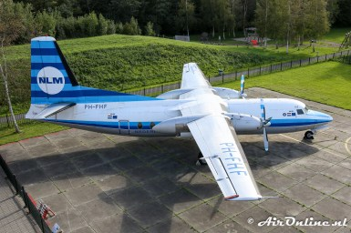 PH-FHF Fokker F-27-100 Friendship