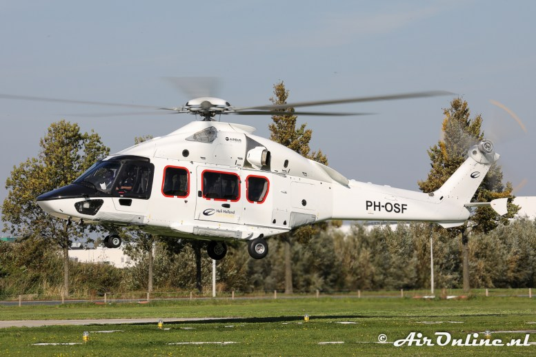 PH-OSF Airbus Helicopters H175