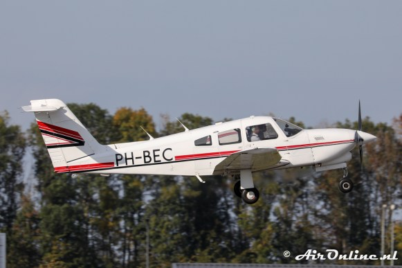 PH-BEC Piper PA-28RT-201T Turbo Arrow IV