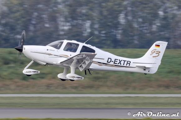 D-EXTR Cirrus SR22 GTS g3
