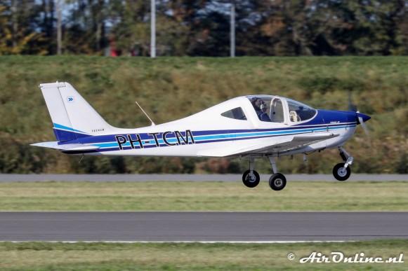 PH-TCM Tecnam P2002JF Sierra