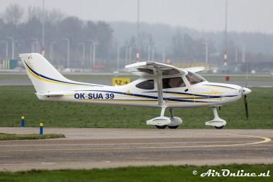 OK-SUA-39 TL Ultralight TL-3000 Sirius