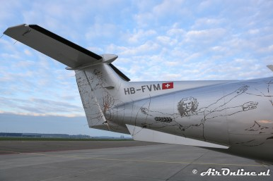 HB-FVM Pilatus PC12/47E