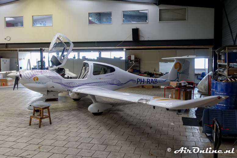 PH-RAB Diamond DA 40D Diamond Star TDI