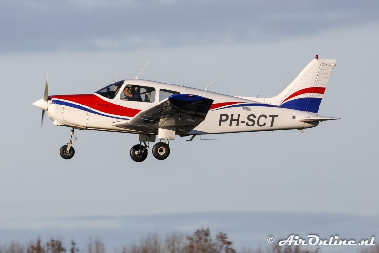 PH-SCT Piper PA-28-161 Warrior II