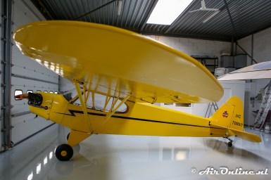 N70883 Piper J3C-65 Cub