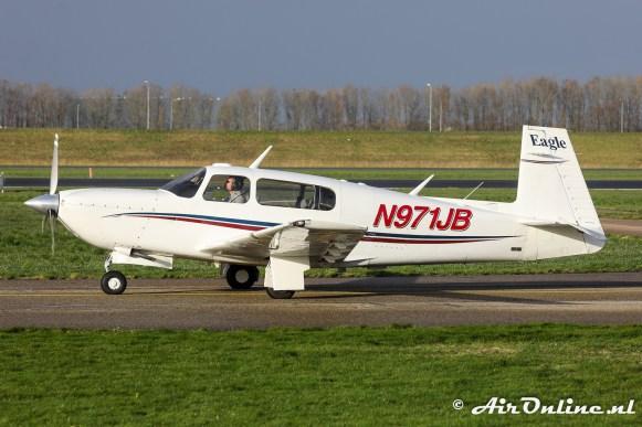 N971JB Mooney M20S Eagle