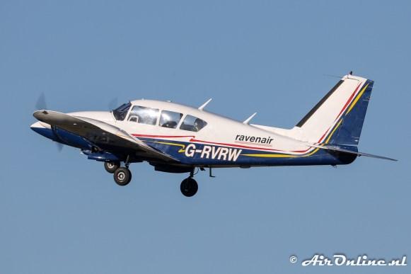 G-RVRW Piper PA-23-250 Aztec E