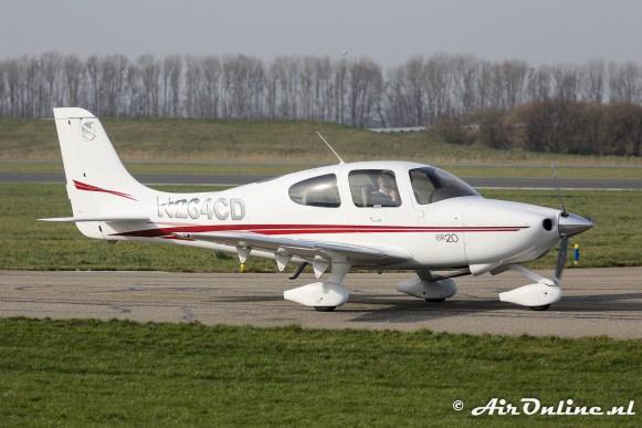 N264CD Cirrus SR20