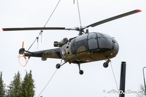 A-407 Sud Aviation SA 316B Alouette III