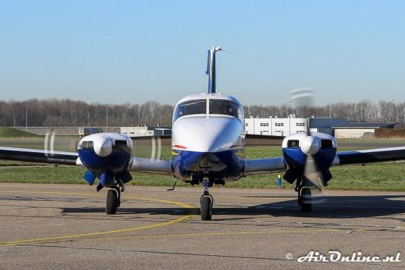 G-RVRZ Piper PA-23-250 Aztec E