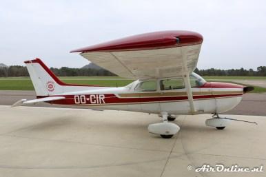 OO-CIR Cessna 172N Skyhawk II