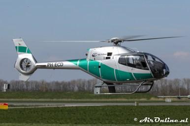 PH-ECD Eurocopter EC120B Colibri