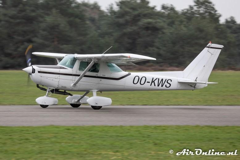 OO-KWS Reims/Cessna F152