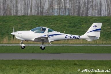 G-GAED Aquila A211