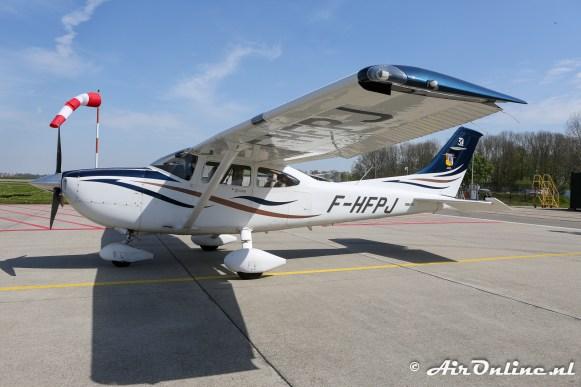 F-HFPJ Cessna 182T Skylane