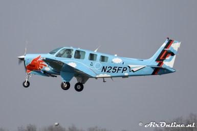N25FP Beech A36 Bonanza 36