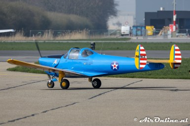 PH-NCE Erco 415CD Ercoupe