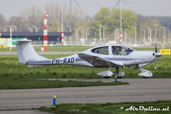 PH-RAD Diamond DA 40 Star TDI