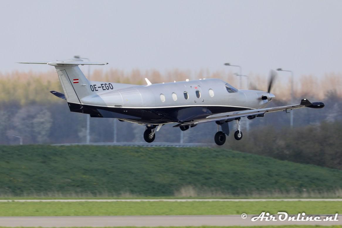 OE-EGO Pilatus PC-12/47E