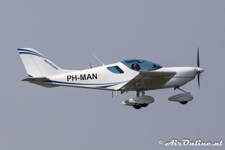 PH-MAN Czech Aircraft Works SportCruiser