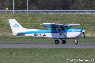PH-KBA Cessna 172P Skyhawk