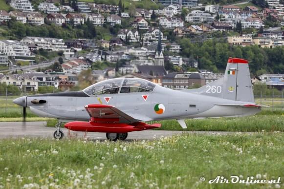 260 Pilatus PC-9M Irish Air Corps