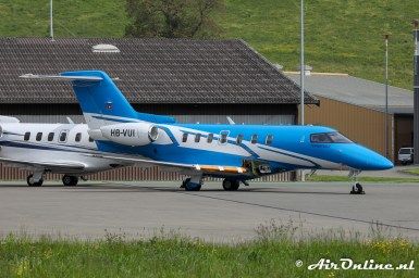 HB-VUI Pilatus PC-24 (c/n 134 to SP-AGA)