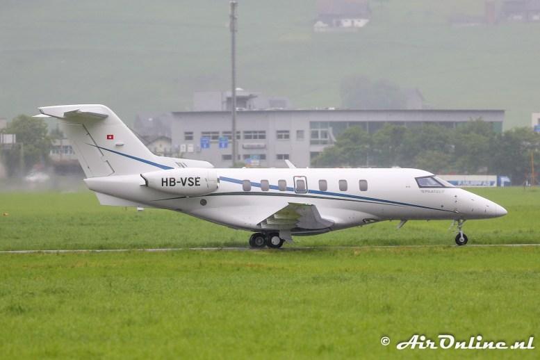 HB-VSE Pilatus PC-24 (c/n 104)