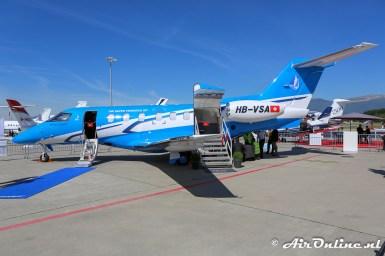 HB-VSA Pilatus PC-24 (c/n P03)