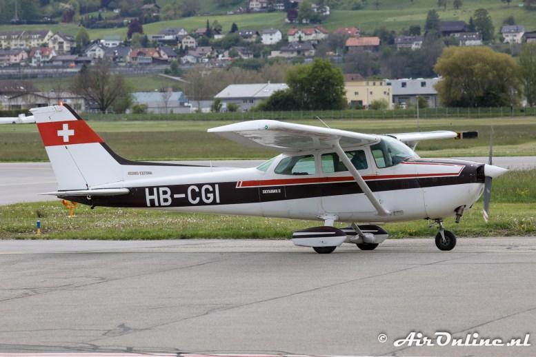 HB-CGI Reims/Cessna F172P Skyhawk II