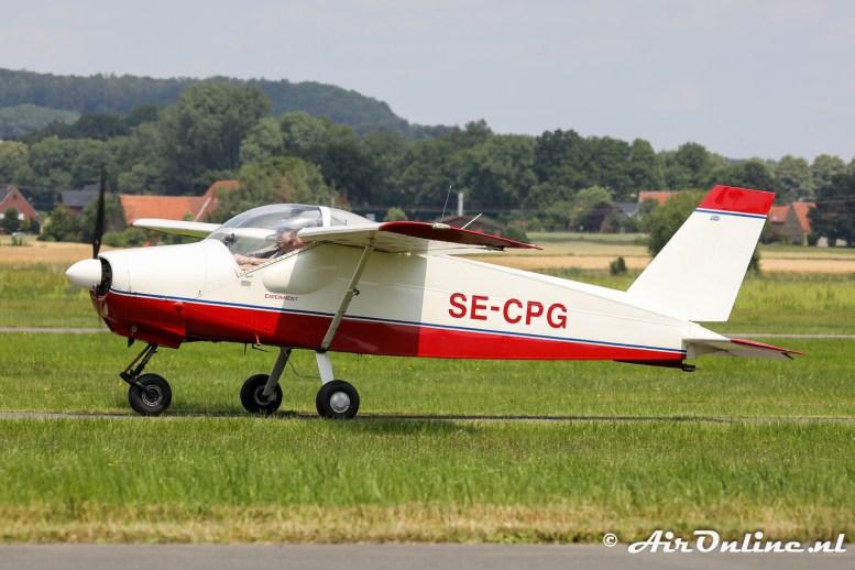 SE-CPG Malmö Flygindustri MFI-9 Junior