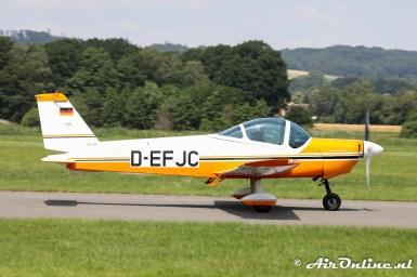 D-EFJC Bolkow Bo.209C Monsun 160RV
