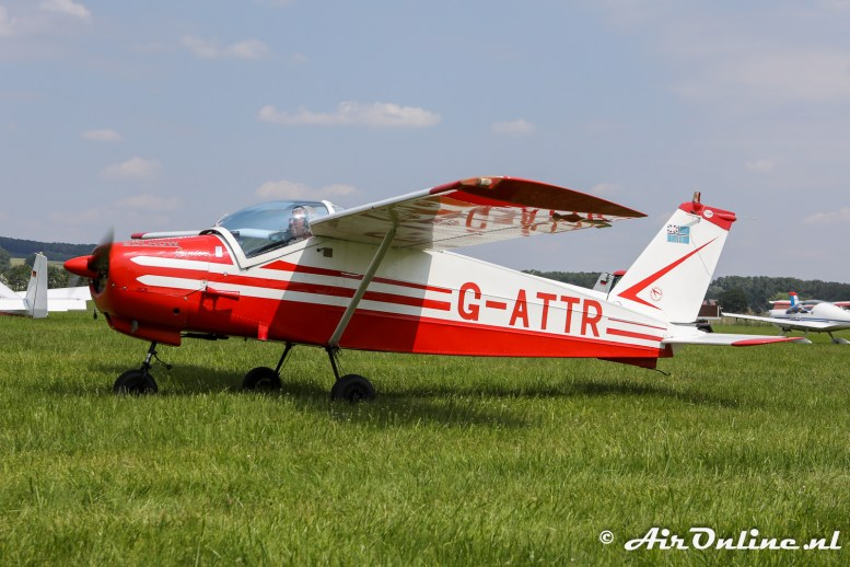 G-ATTR Bolkow Bo.208C Junior